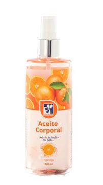 Aceite Farmatodo Corporal