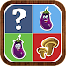 Vegetables Memory Game Icon
