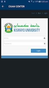 Kismayo University - náhled