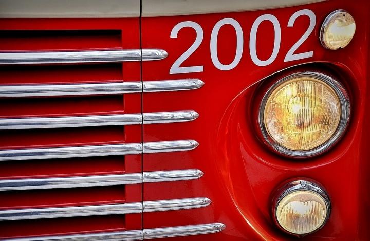 2002 Il vecchio Bus di Paolo Scabbia