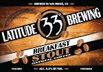 Latitude 33 Breakfast Stout
