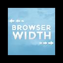 Browser Width