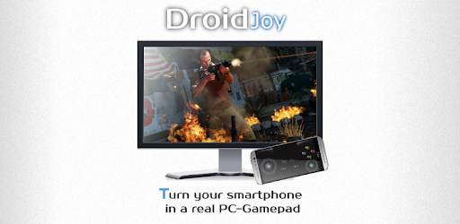 DroidJoy Gamepad Joystick - Apps on Google Play