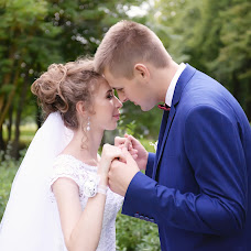 Wedding photographer Tatyana Klachek (klachek). Photo of 24.09.2017