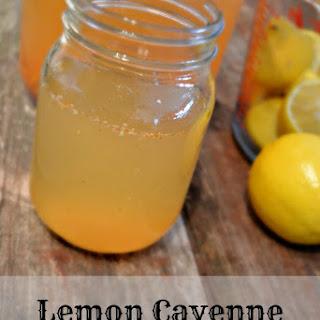 Lemon Ginger.