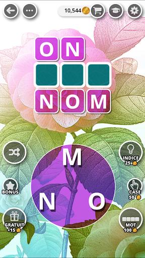 Bouquet de Mots  captures d'écran 1