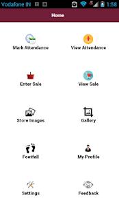 Parishram ISD screenshot