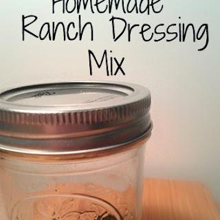 1 Minute Homemade Ranch Seasoning Mix