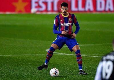 Un blessé de plus en défense pour le FC Barcelone