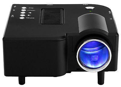 Cadeaux Noel Mini Projecteur Led Lcd 20K+ 200 Cm AV,Usb,Hd,48 Lumens,Silencieux.JPG