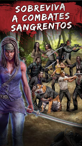Walking Dead Sobrevivência