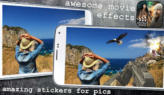 Special Effects for Photos - Action Movie FX App - náhled