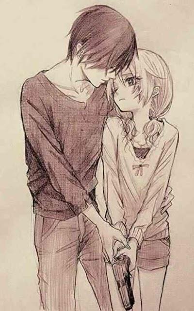 Drawing Anime Couple Ideas Apk Download Apkindo Co Id