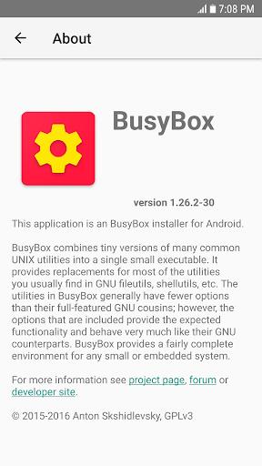 BusyBox Root  screenshots 2