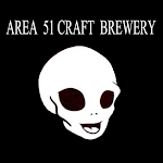 Logo for Area 51 Craft Brewery