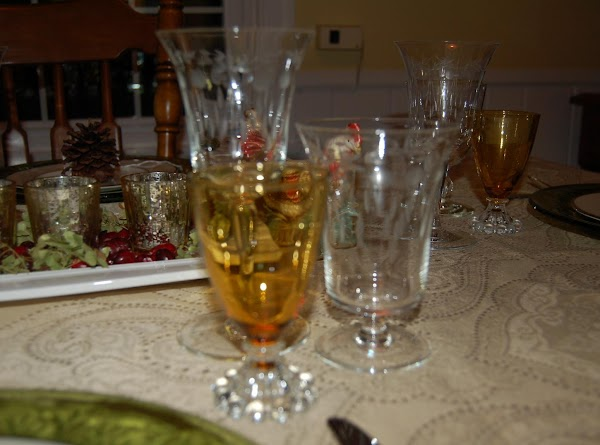 Grandparents vintage glassware