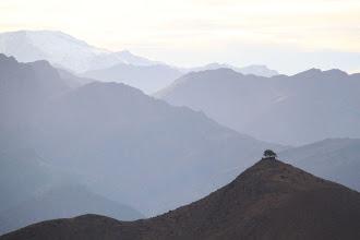 Photo: Stunning mountain vistas throughout the High Atlas.