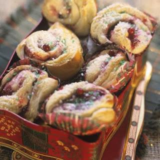 Scandinavian Pastry Swirls