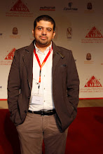 Photo: The opening of Decor at Cairo International Film Festival, The Red Carpet. Dir: Ahmad Abdalla