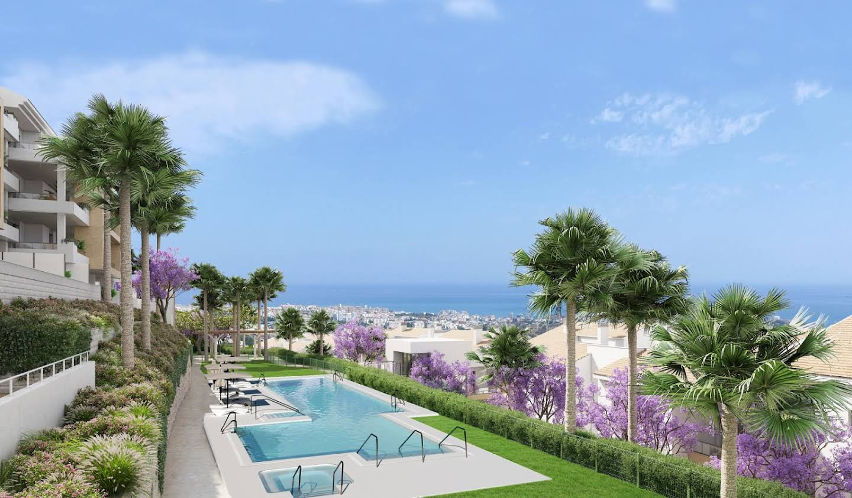 Appartement avec terrasse et piscine Benalmádena