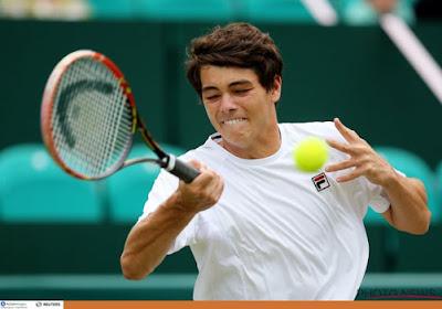 European Open: C'est terminé pour le tombeur de De Loore