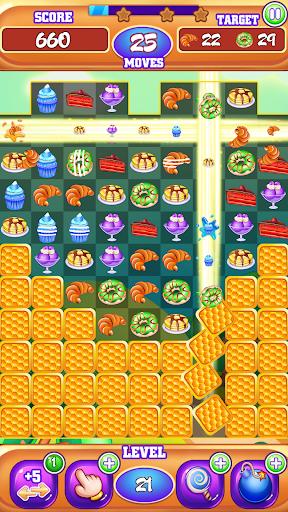 Bakery Mania: Match 3  screenshots 7