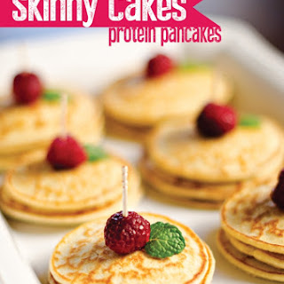 Skinny Cakes – Protein Pancakes to die for!