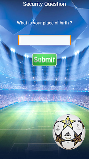 免費下載個人化APP|足球圖案的鎖 app開箱文|APP開箱王