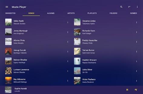 Music Player - MP3 Player Screenshot