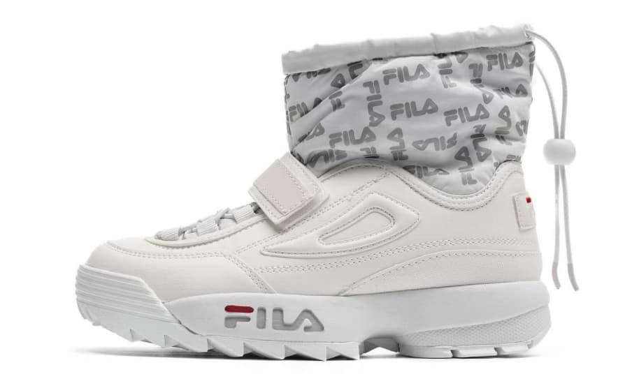Дамски зимни обувки Fila Disruptor Neve Mid