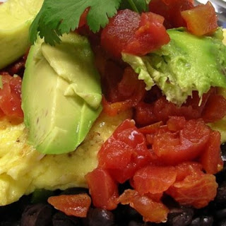 Black Bean Breakfast Bowl Recipe