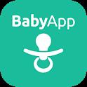 BabyApp - ciąża i poród icon
