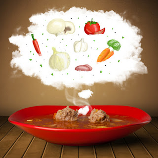 Super Fast Italian Meatball Soup