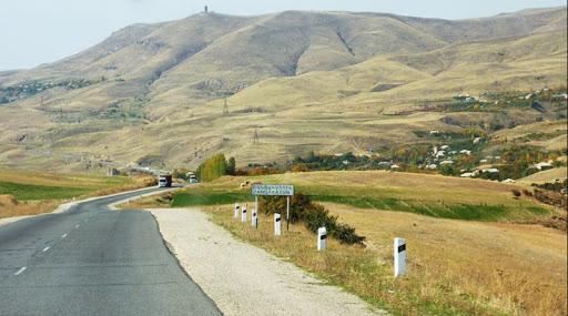 Arménie à moto