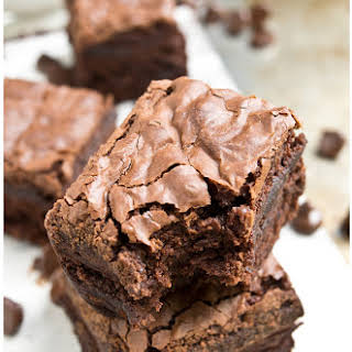 How To Make Fudgy Brownies With Crackly Tops.