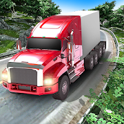 Euro Cargo Truck Driving Xtreme Offroad Simulator