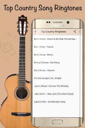 Best Country Ringtones - Top Country Songs 6.8.4 screenshots 2