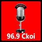 Radio Ckoi 96.9 Montreal icon