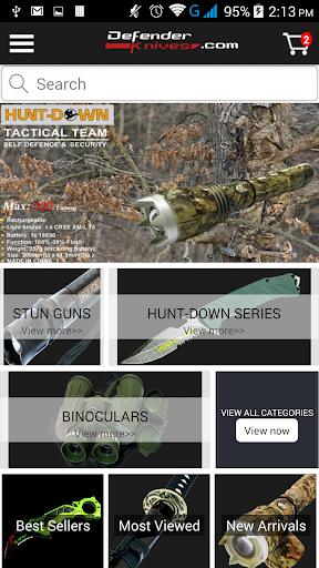 DefenderKnives