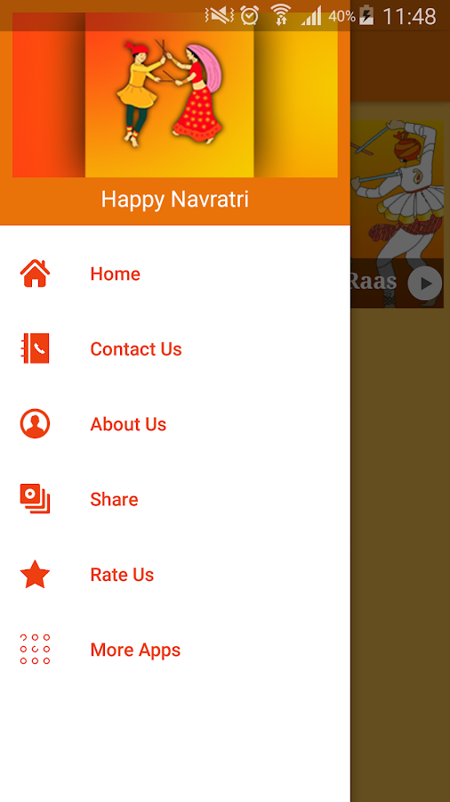 Latest Navratri Garba- screenshot