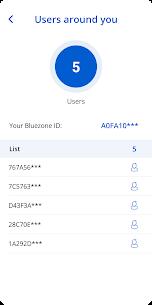Bluezone – Contact detection 5