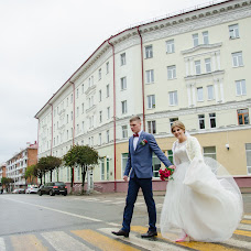 Wedding photographer Alina Kuznecova (alinavk). Photo of 16.11.2017
