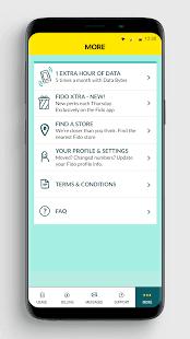 App Fido My Account APK for Windows Phone