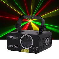 Scandlight Laser FS-RGY