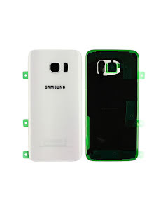 Galaxy S7 Edge Back Cover White