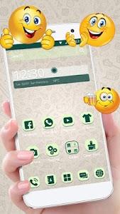 Launcher Theme for Whatsapp 1.1.7