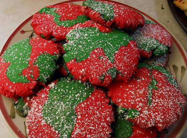 Twisted Sugar Cookies Recipe