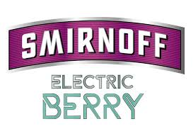 Logo of Smirnoff Ice Electric Berry