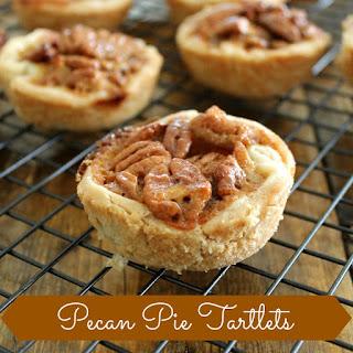Pecan Pie Tartlets