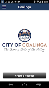 City of Coalinga Mobile- screenshot thumbnail